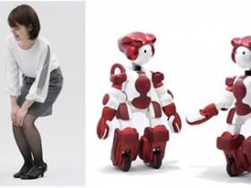 日立が人工知能ロボットを開発 接客・案内サービス向け