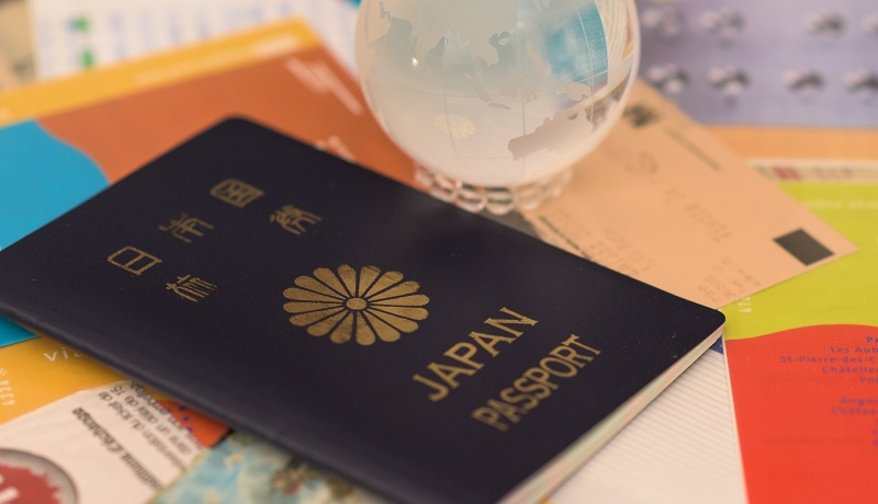世界有力パスポートランキング 日本が単独1位に