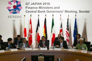 G7財務大臣・中央銀行総裁会議閉幕、世界規模の財政出動には至らず