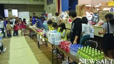 【特集】「熊本地震」被災日記(4)支援活動で笑顔が戻る、復興への兆し