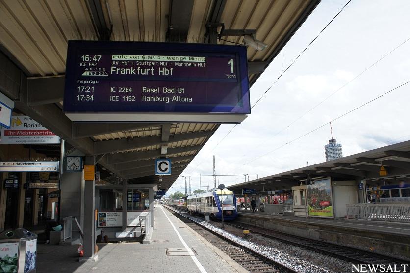 ドイツ鉄道「78%が時間に正確なら満足」