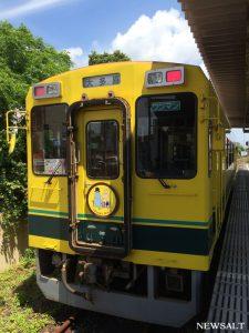 【コラム】いすみ鉄道~「ローカル線療法」の旅~(1)