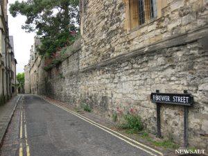 英語圏最古の学園都市・オックスフォードをゆっくり町歩き