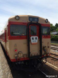 【コラム】いすみ鉄道~「ローカル線療法」の旅~