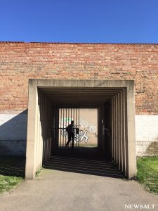 刑務所が市民の憩いの公園に(ベルリン)