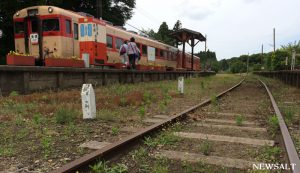 いすみ鉄道~「ローカル線療法」の旅~(3)