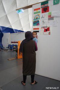 ドイツ―難民支援の現場から(3)-ベルリンでボランティアに参加する(後編)