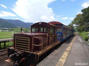 【コラム】復旧した南阿蘇鉄道に乗ってみた