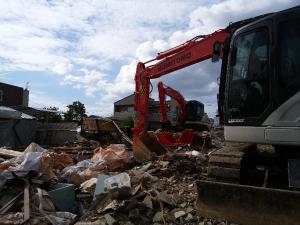 震災から4カ月(1) 熊本の夏を見る~益城町の場合