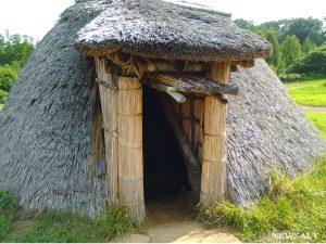 縄文の「ムラ」、青森県・三内丸山遺跡を訪ねて