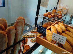 カフェめぐり 美味しいおもてなし オーガニックパン「ルージュゴルジュ」編