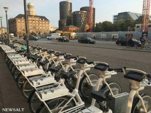 自転車に乗りたくなる街 デンマーク・コペンハーゲン