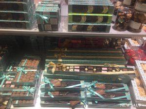 空港でのオススメ土産~スペイン バルセロナ空港の「チョコレート」