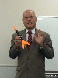 未来のリケジョ育成 米航空社が日本で教育支援プログラム