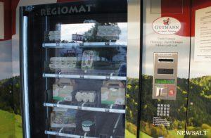 世界の自動販売機めぐり① -卵自動販売機(ドイツ)