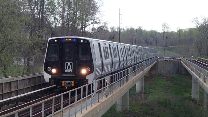 川崎重工 ワシントン地下鉄から新型7000系車両を大型受注