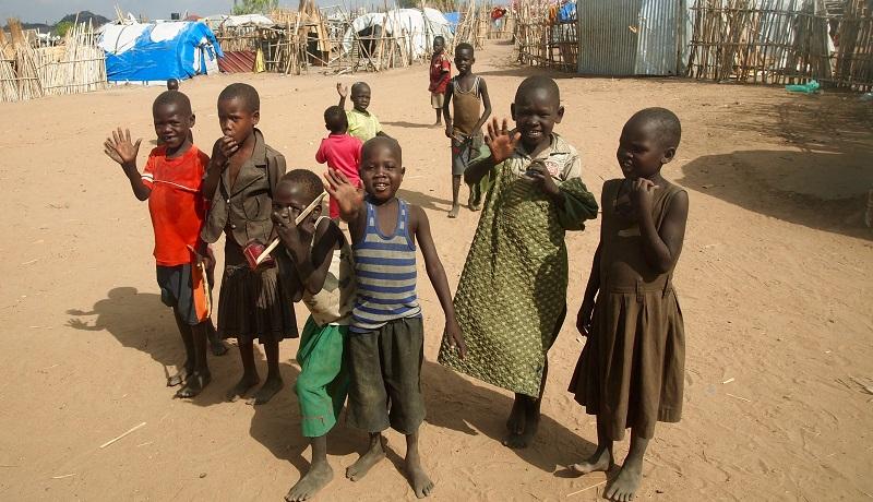 南スーダン紛争の対立住民、野菜栽培で交流 JCCP