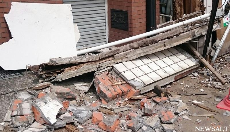 【特集】「熊本地震」被災日記(2)避難所生活で水・食糧の問題に直面