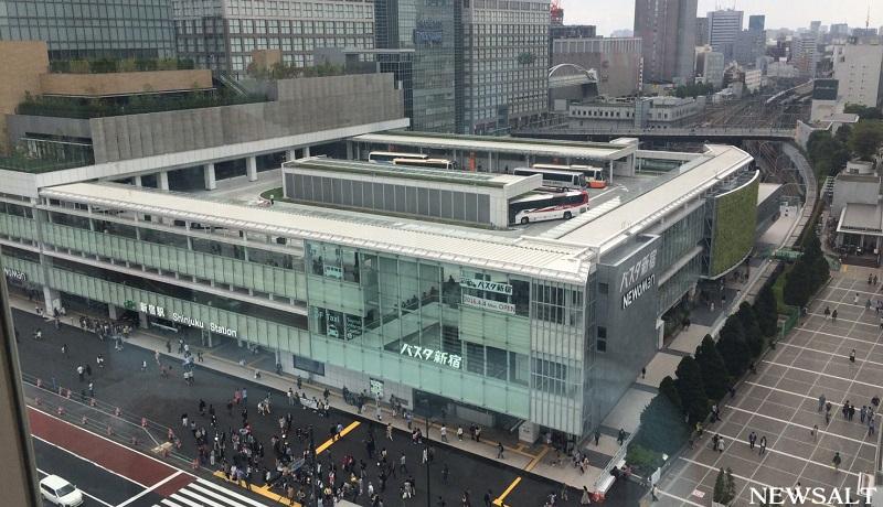 バスタ新宿、「開業後、渋滞改善しておらず」 国交省が速報値を訂正