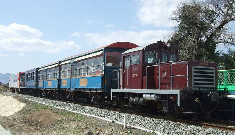 震災から107日ぶり 南阿蘇鉄道・高森線が一部運転再開