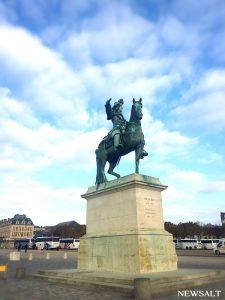 世界遺産を訪れる パリ ベルサイユ宮殿