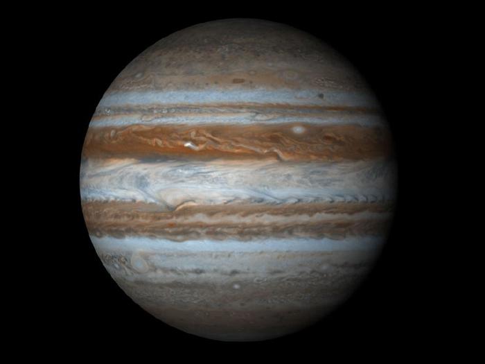 木星が移動した結果、地球が誕生