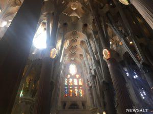 世界遺産を訪れる  スペイン バルセロナ