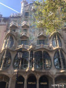 世界遺産を訪れるスペイン バルセロナ