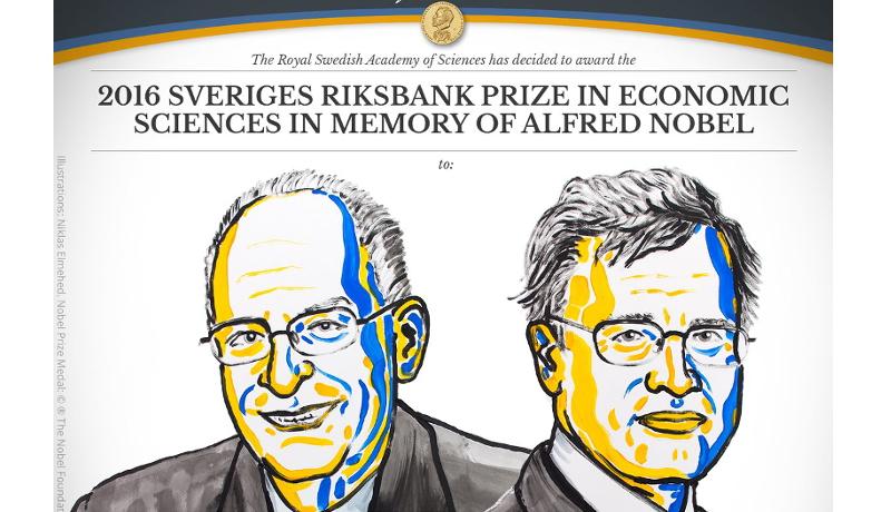【ノーベル賞2016】経済学賞、「契約理論」で米国ハート氏ら2人