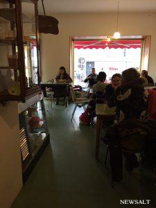 【寄稿コラム】ドイツ「お家ごはん風」の食堂を探す(2)オーガニック・カフェのポテトスープ