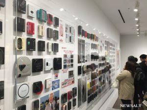 大規模リニューアル前のイベント「It's a Sony展」を開催 銀座ソニービル