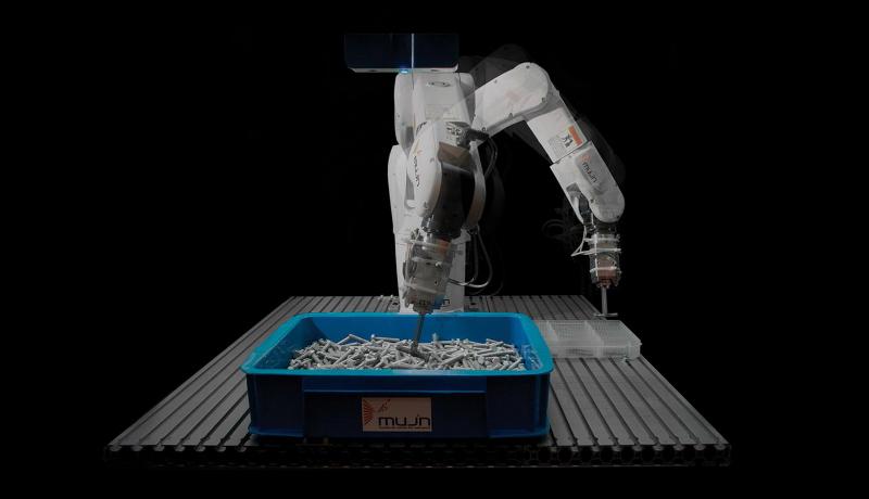 経産省「ロボット大賞」を発表 大賞は「バラ積みピッキングコントローラ」