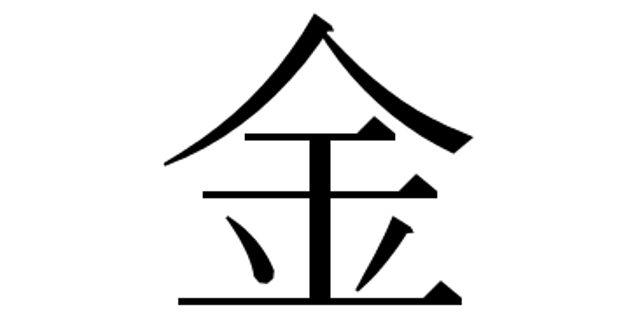 2016年の「今年の漢字」は「金」
