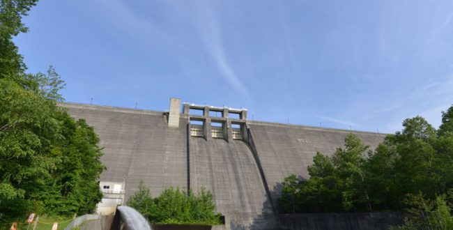 日本ダムアワード 北海道豪雨で流域守った「金山ダム」が大賞に
