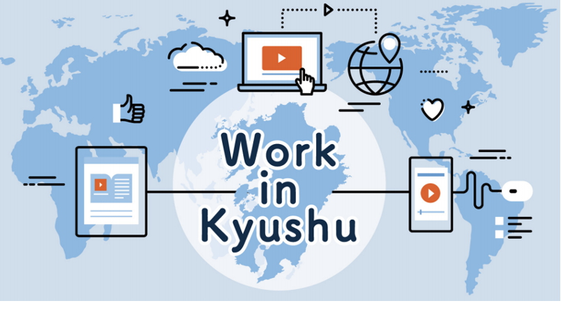 「Work in Kyushu」、九州企業と外国人留学生のマッチングサイト開設