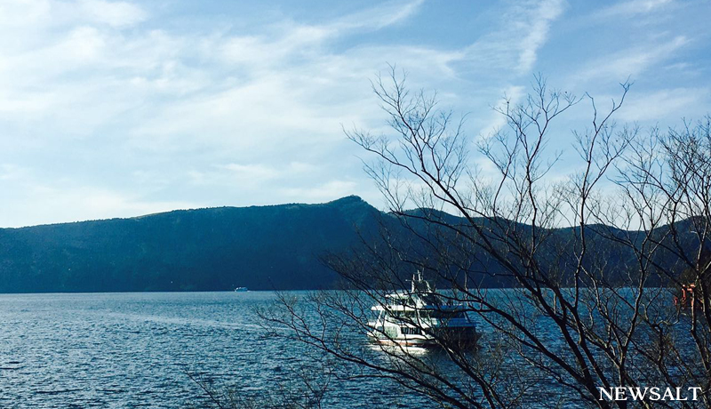 箱根の魅力再発見の旅(3) 芦ノ湖を楽しむ方法