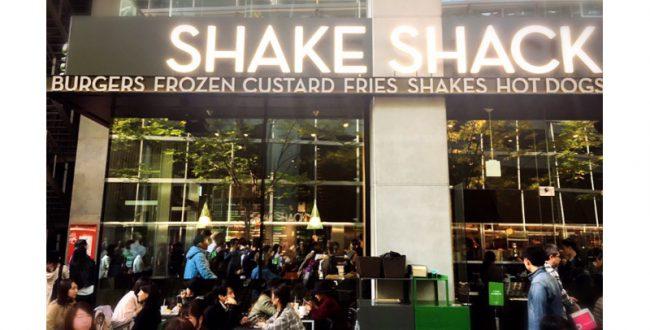 2NYで人気のバーガーを日本でも 「シェイク シャック」
