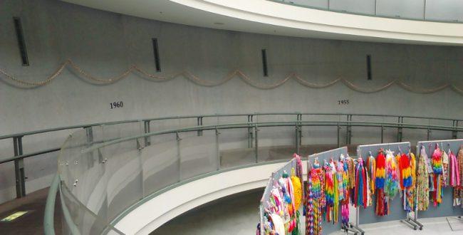 折り鶴に込められた平和への祈り 長崎原爆資料館