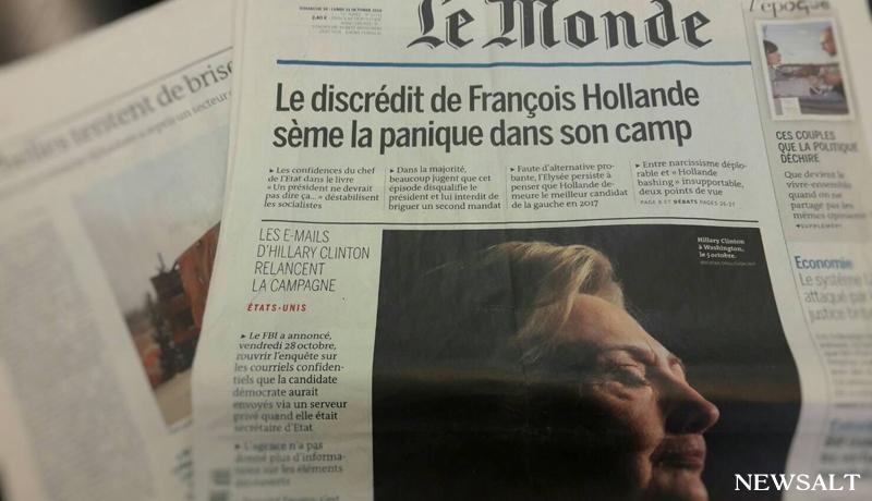 グーグル、仏で偽ニュース対策「クロスチェック」プロジェクト
