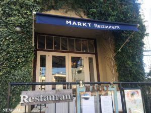 ヨーロッパの街角のような一軒家レストランで味わう本格フレンチ 「MARKT」