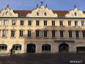 ドイツ・ロマンチック街道で寄り道(1) ヴュルツブルクのパン店
