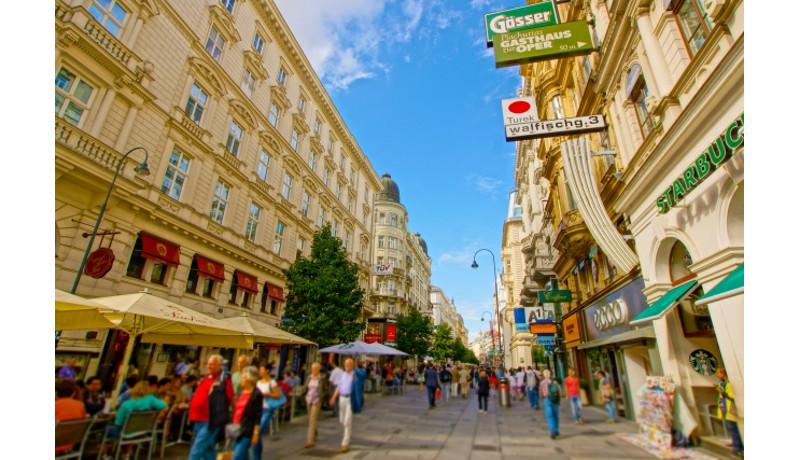 世界の暮らしやすい都市ランキング ウィーンが1位