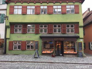 ドイツ・ロマンチック街道で寄り道(2) ディンケルスビュー