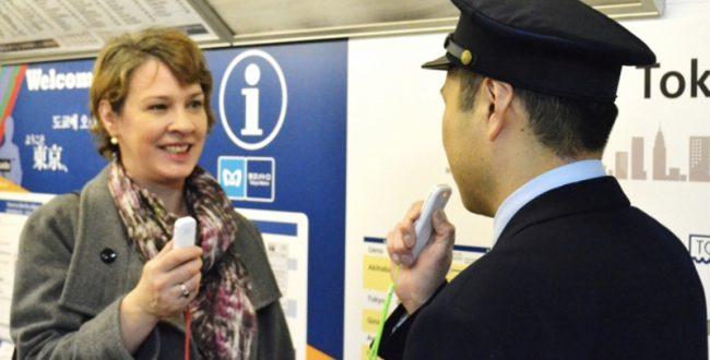 駅窓口での訪日外国人案内に小型翻訳機「ili」 銀座駅などで実証実験