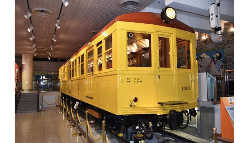 日本初の地下鉄車両1001号車、重要文化財指定へ