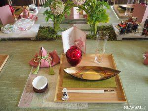 横浜山手西洋館ベーリック・ホール 「ひいなの遊び」20日まで開催