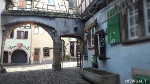 フランス「最も美しい村」リクヴィール