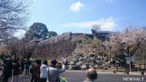 【特集】熊本地震から1年 写真でつづる「熊本の今」(1)