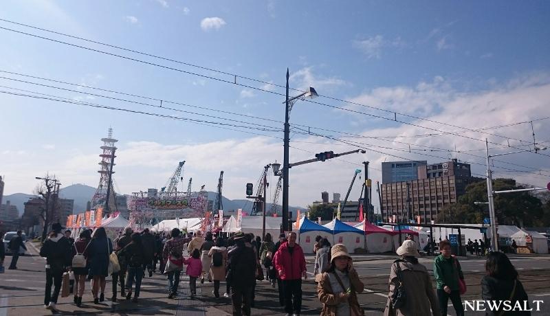 【特集】熊本地震から1年 写真でつづる「熊本の今」(2)