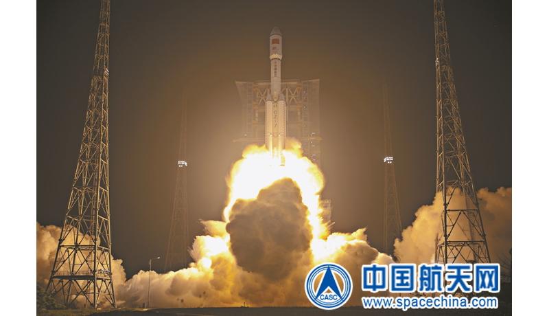 中国版無人宇宙補給線「天舟一号」、打ち上げに成功